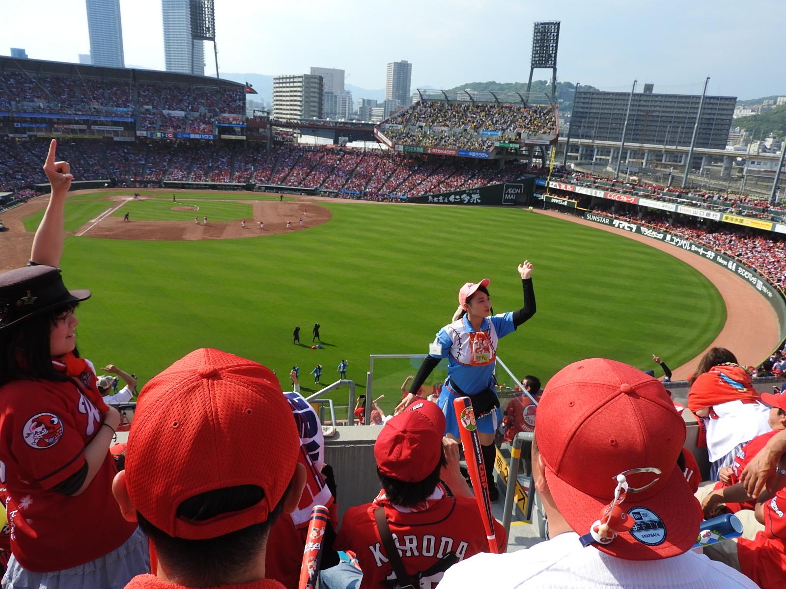 広島東洋カープ注目の「高卒3年目」プレイヤーであげられた選手は?
