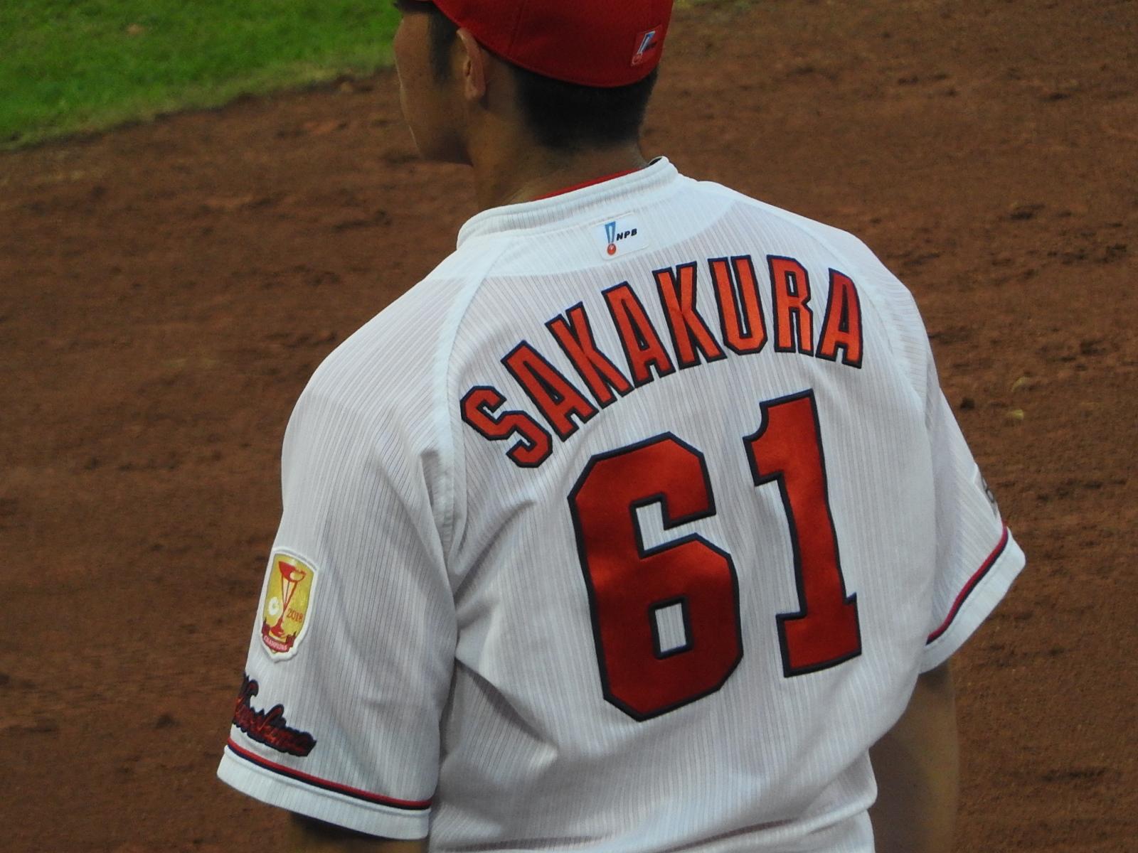 里崎智也イチオシのカープの選手はさすがに捕手目線で注目でした