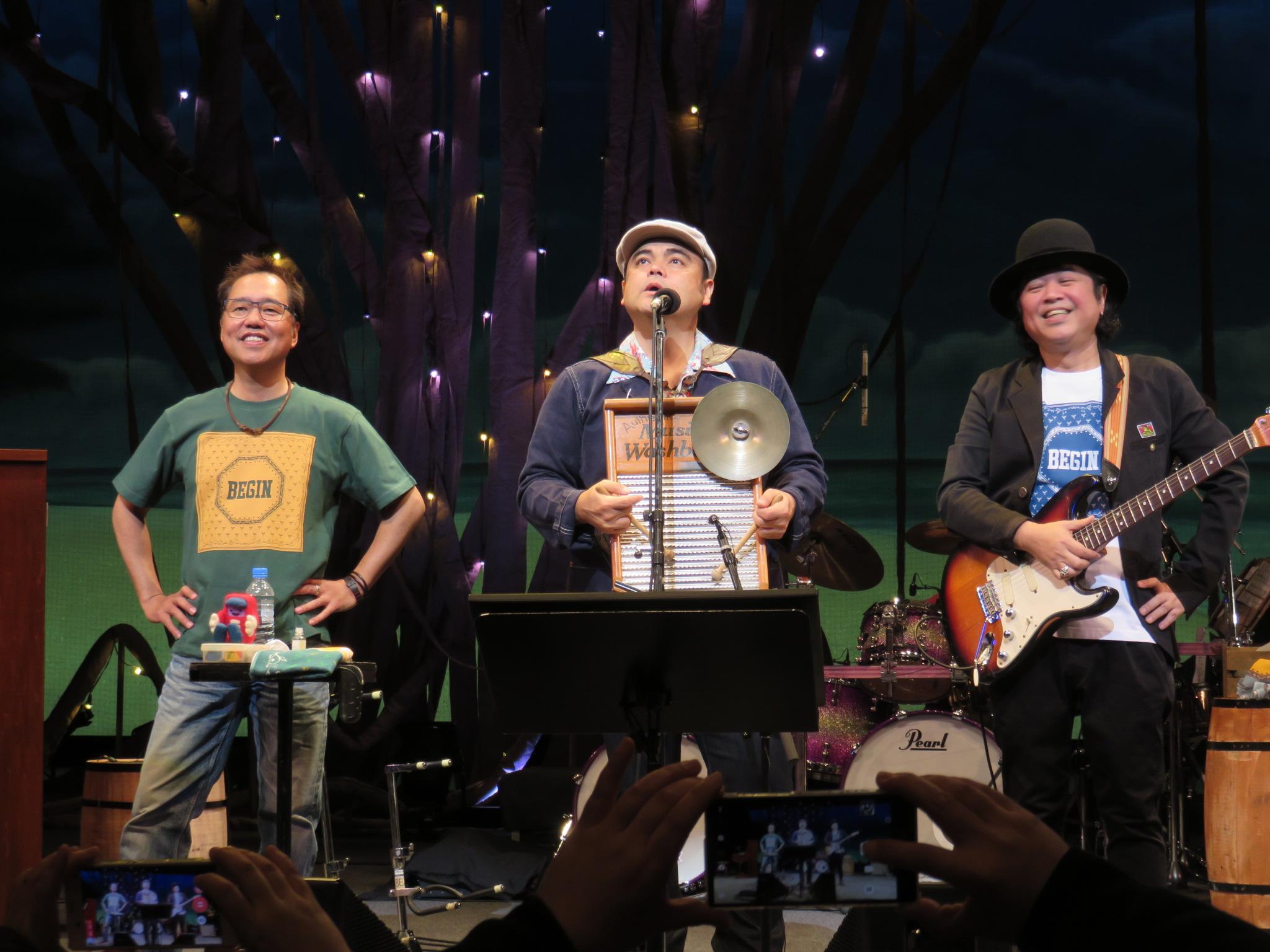 BEGIN30周年記念アコースティックライブ~IN石垣島星の海プラネタリウム