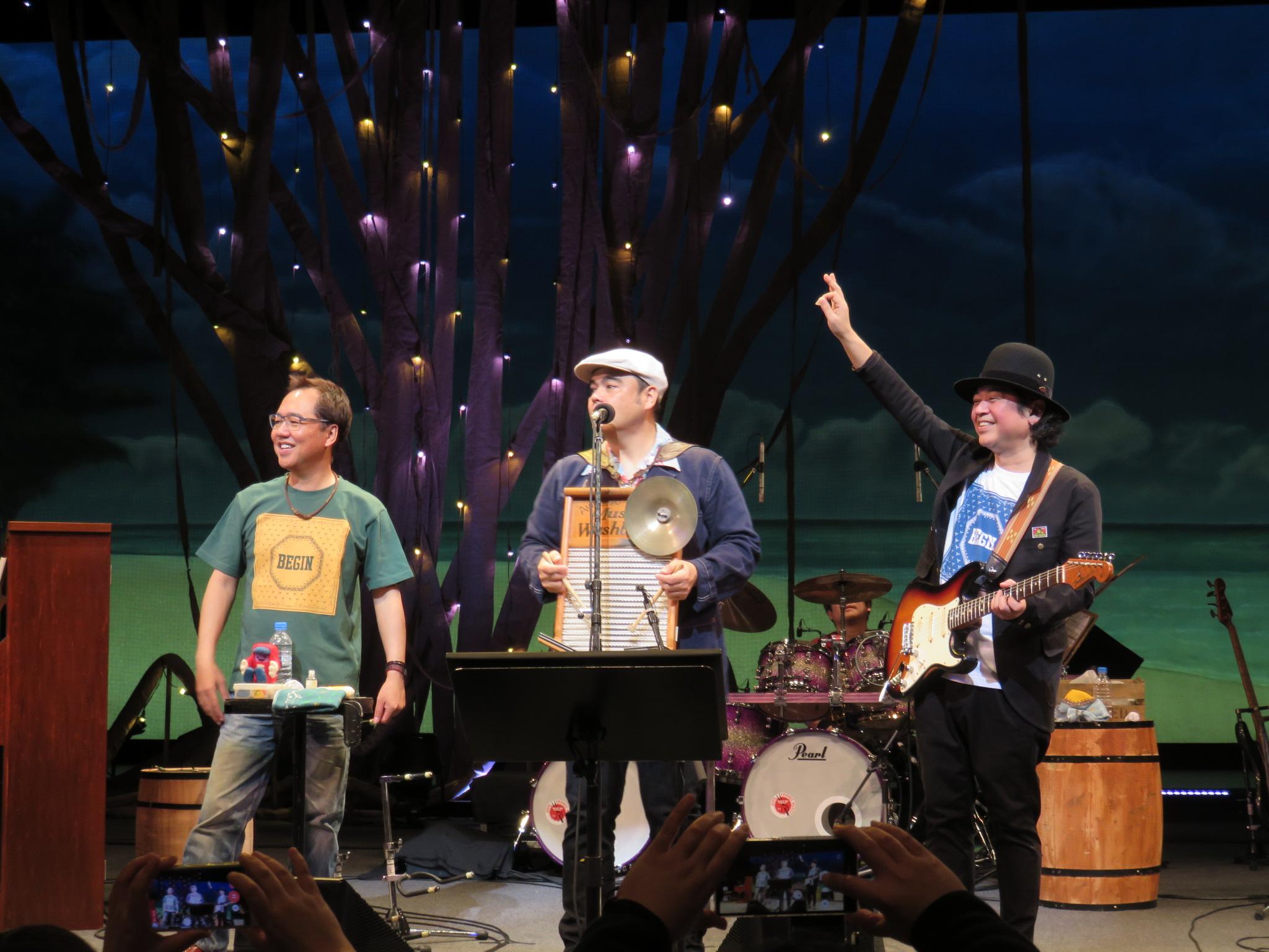 【ネタバレ取扱注意】「BEGINコンサートツアー2020」セットリスト -2月24日福岡公演追加-